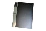Foldermate demomappe  10 lommer A4 sort