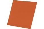 Silkepapir 5 ark 50*70cm. 18g. orange