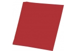 Silkepapir 5 ark 50*70cm. 18g. Mørk rød