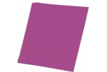 Silkepapir 5 ark 50*70cm. 18g. Mørk pink