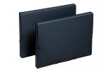 BLACK Elastikæske C4, sort