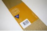 Crepepapir 10 ark 50*250cm guld